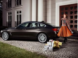 BMW Advertorial Madame