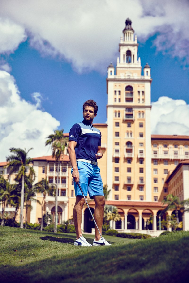 Biltmore Hotel Editorial, Miami